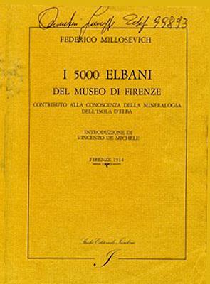 I 5.000 elbani del Museo di Firenze - F. Millosevich